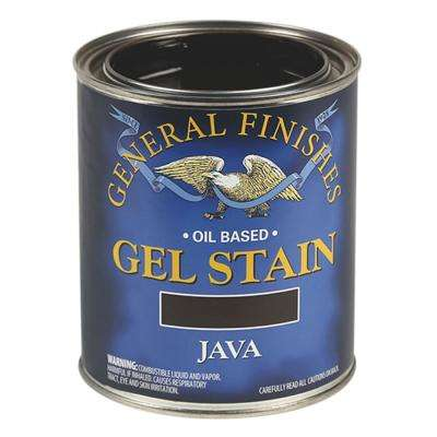 1-pt. Java Oil-Based Interior Wood Gel Stain
