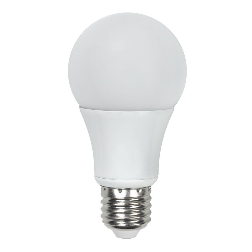 Bulbrite 40w Equivalent Amber Light A19 Dimmable Led: Maximus 40W Equivalent Bright White A19 Dimmable LED Light