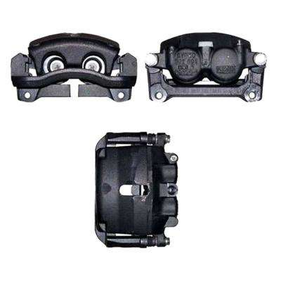 Premium Semi-Loaded Caliper Housing & Bracket - Preferred - Front Right