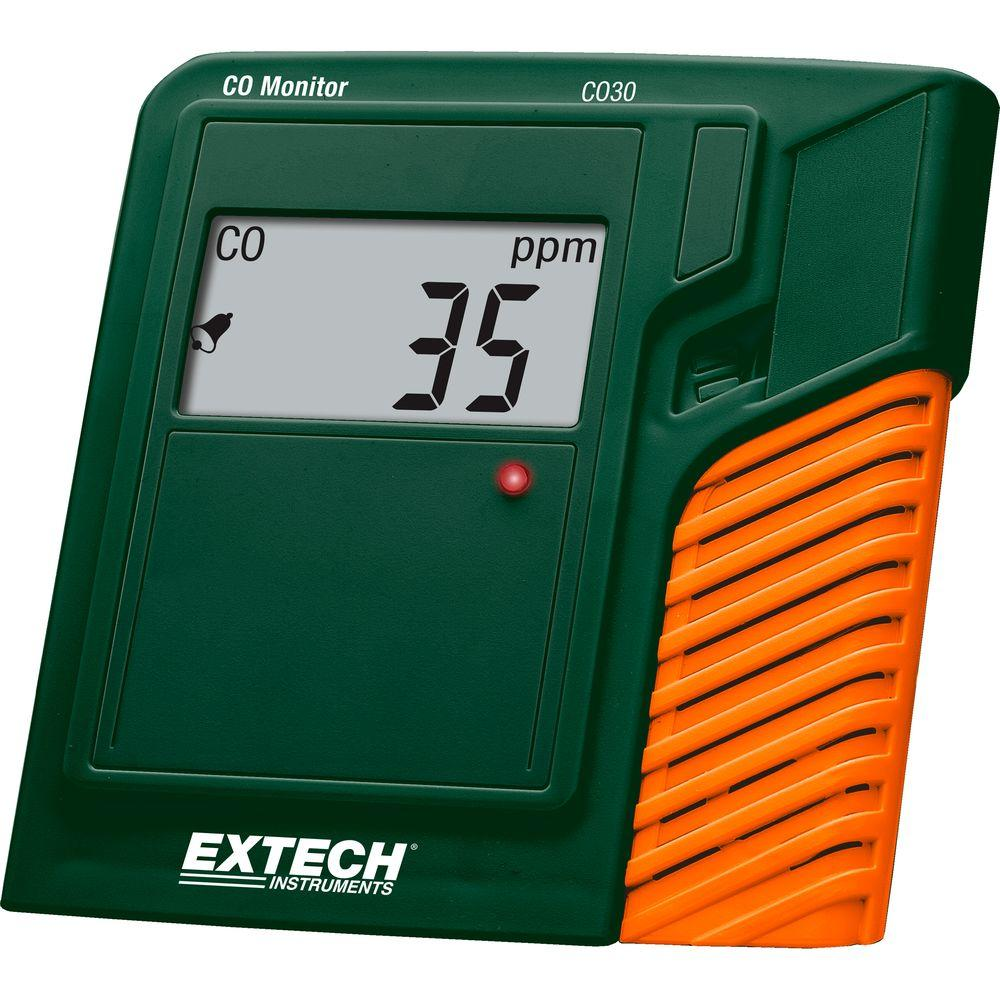 Carbon Monoxide (CO) Monitor