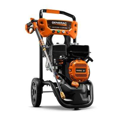 3100 PSI 2.5 GPM Electric Start Residential Pressure Washer