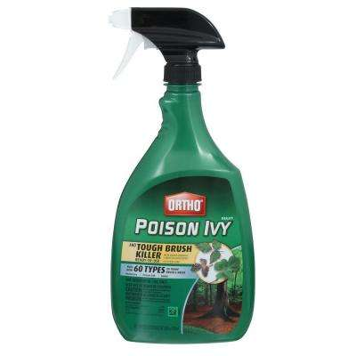 Max 24 oz. Poison Ivy and Tough Brush Killer Ready-To-Use