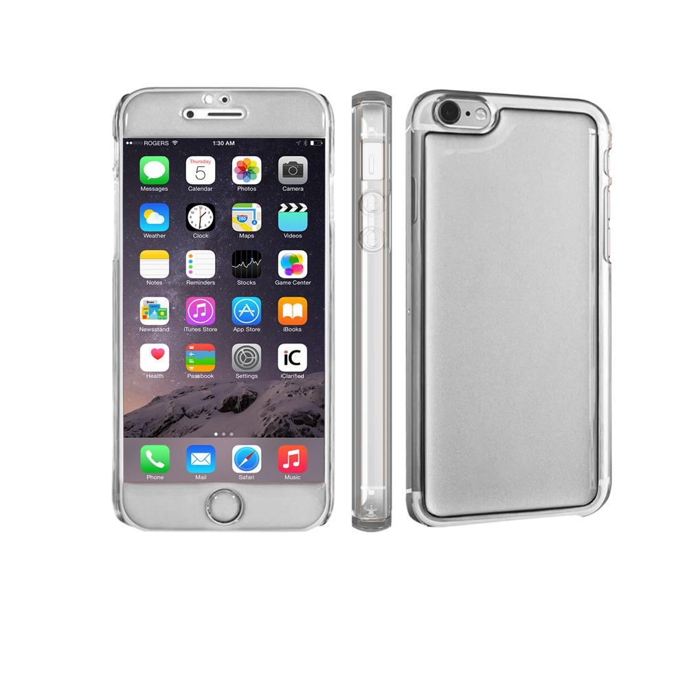 Anti Gravity iPhone 6/6S Silver Selfie Cases and Phone Accessories ((5-Piece)