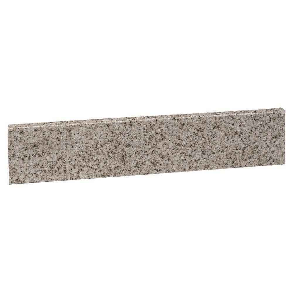 Design House 22 in. Universal Granite Sidesplash in Golden Sand