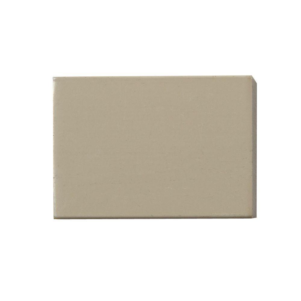 Storm Door Color Sample Sandtone