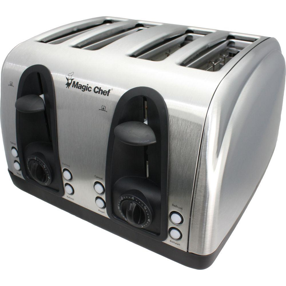Magic Chef 4-Slice Toaster-DISCONTINUED