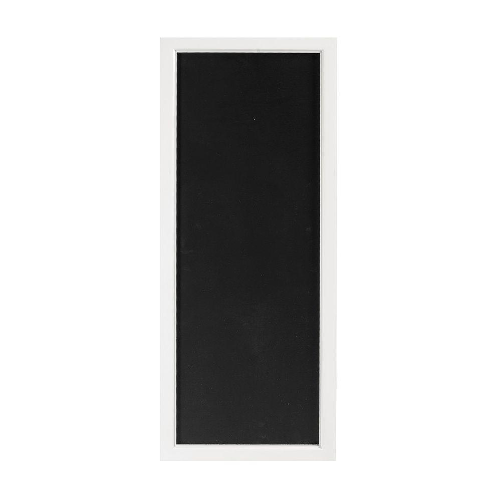 Martha Stewart Living Picket Fence White Craft Space Chalkboard