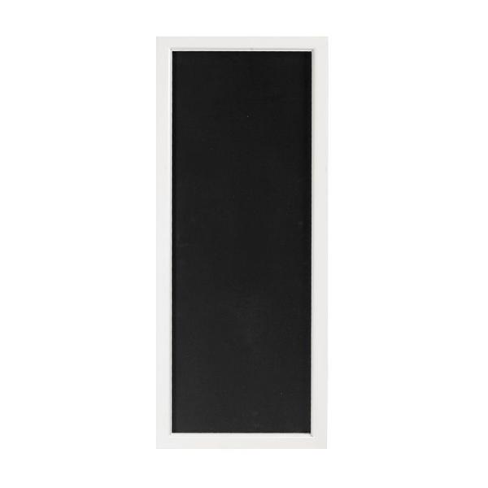 Martha Stewart Living Picket Fence White Craft Space Chalkboard