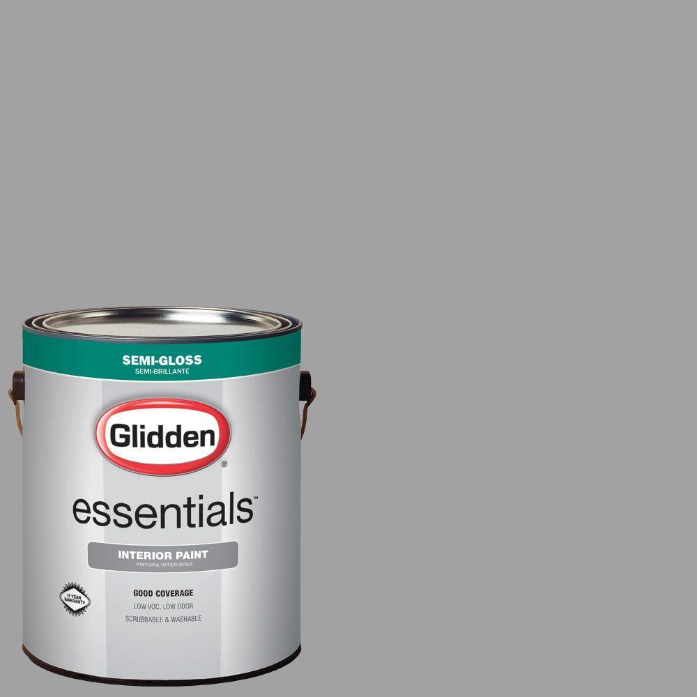 Hdgcn63 Granite Grey Semi Gloss Interior Paint