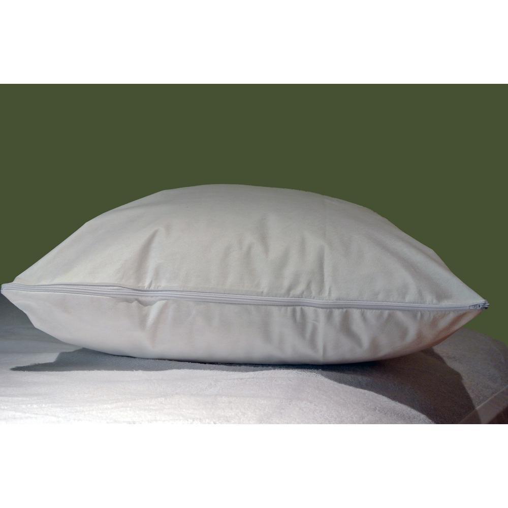"Twin 9/"" Sleep Safe EVOLON Dust Mite Bed Bug Allergy Mattress Encasement Cover"