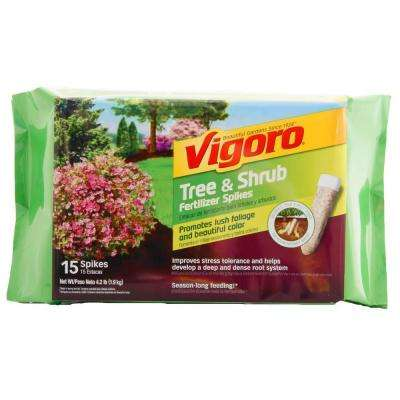 Tree and Shrub Fertilizer Spikes (15-Count)