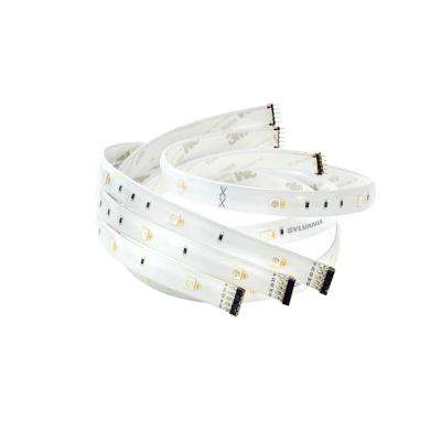 SMART+ Home Automation Indoor FLEX Light Strip Multi-Color Zigbee Wireless LED Starter Kit