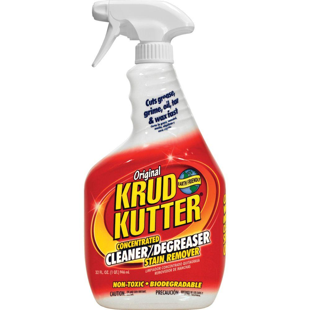 Krud Kutter 32 oz. Original Concentrate Cleaner/Degreaser