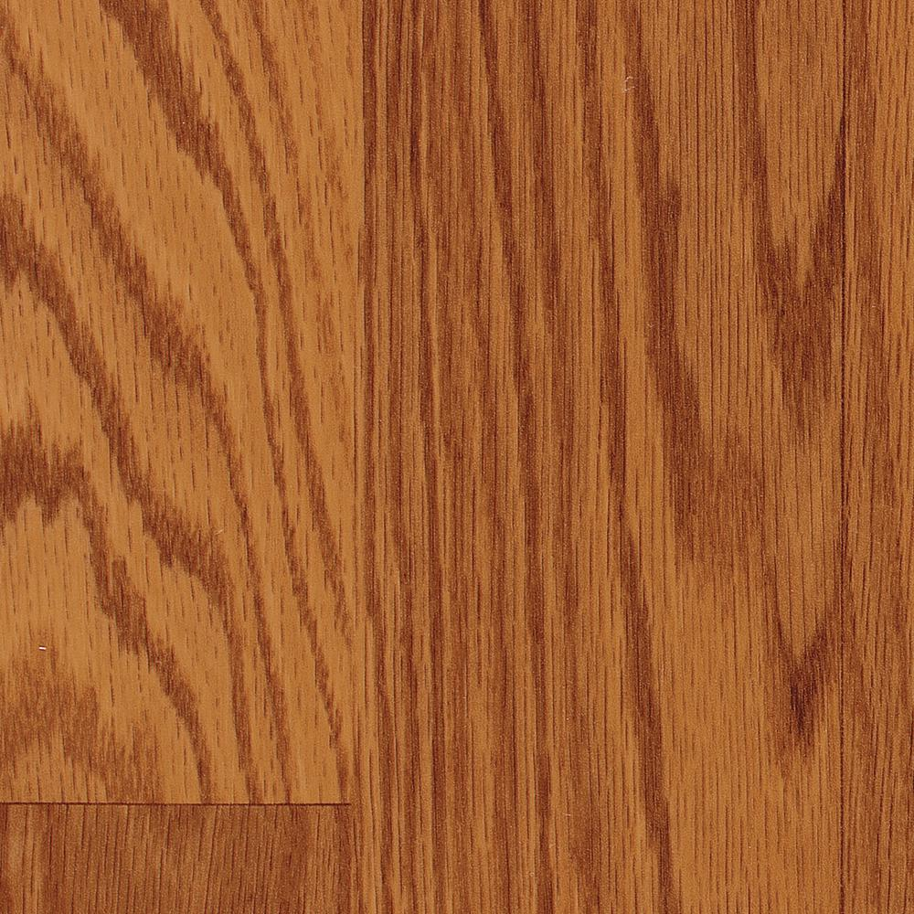 Mohawk Greyson Cinnamon Oak 8 mm Thick x 6.25 in. Width x 54.34 in. Length Laminate Plank Flooring (18.54 sq. ft. / case)