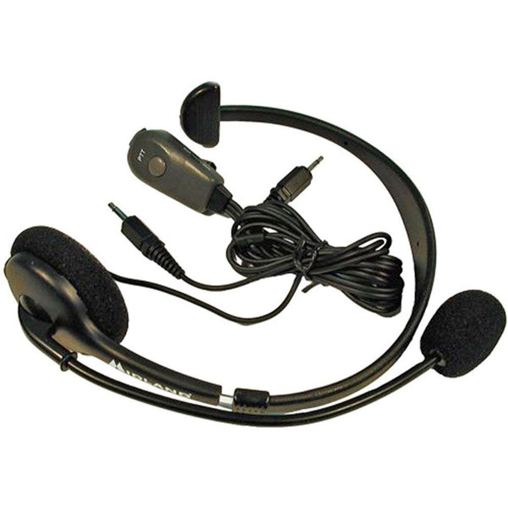 Midland Headset with Boom Mic