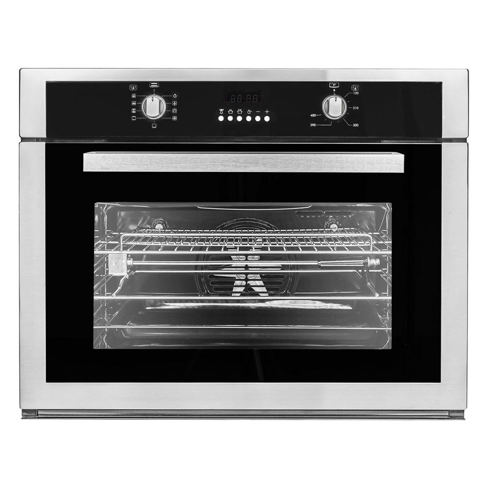 30 in. 2.8 cu. ft. Single Electric Wall Oven with Convection