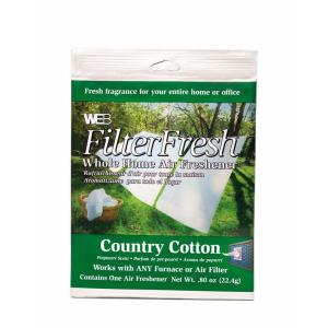 Perfect Filter Fresh Country Cotton Whole Home Air Freshener