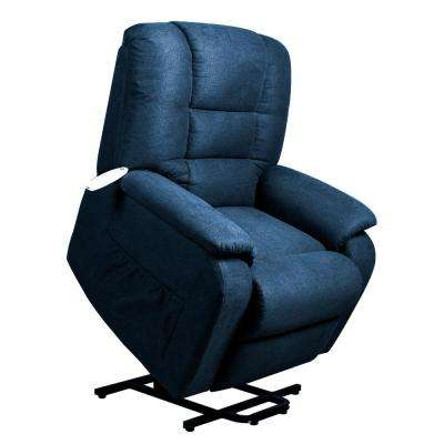 Rocklin Navy Comfort Lift Recliner