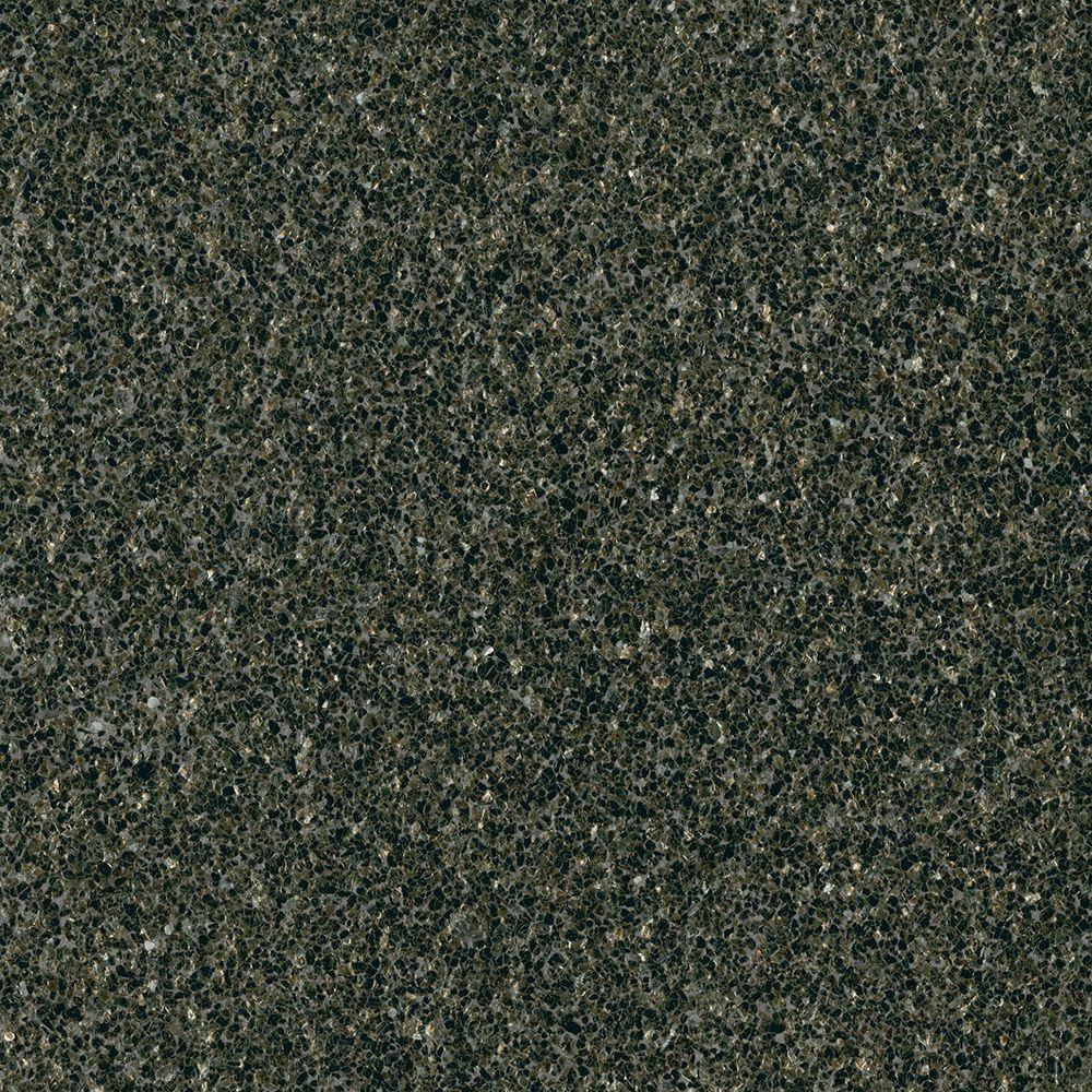 Dmitry Black Mica Black Wallpaper Sample