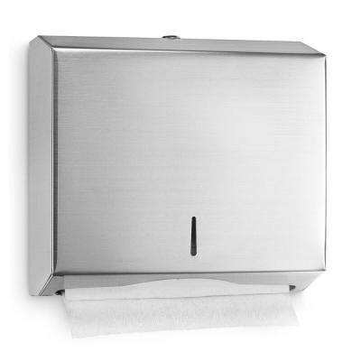 Multi-Fold/C-Fold Stainless Steel Paper Towel Dispenser