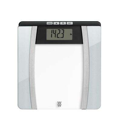 Glass Body Digital Analysis Scale