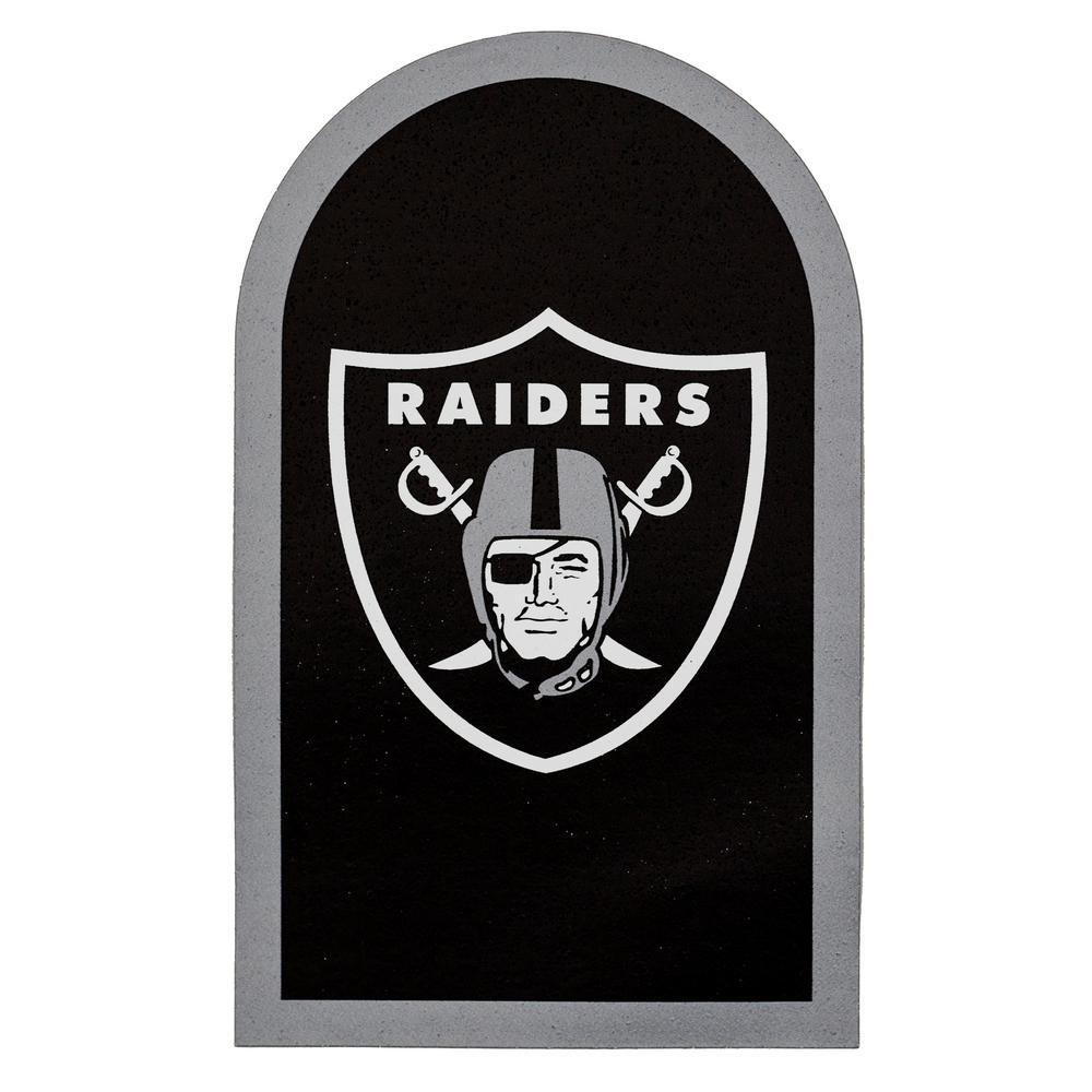 NFL Oakland Raiders Mailbox Door Logo Graphic