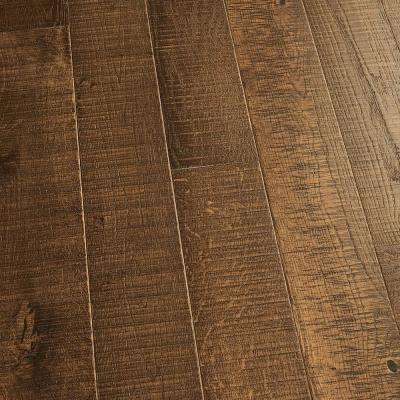 Take Home Sample - French Oak Monterey Solid Hardwood Flooring - 5 in. x 7 in.