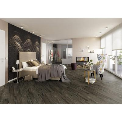 Walnut Ember Grey 6 in. x 36 in. Peel and Stick Vinyl Plank (36 sq. ft. / case)