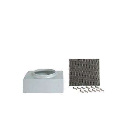 Recirculating Kit for Dekor Glass 30 in. x 36 in. Range Hoods Using 8 in. Ducting
