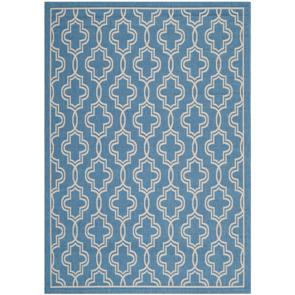 Martha Stewart Indoor Outdoor Rugs Home Depot. Safavieh Martha Stewart  Blue/beige 5 Ft