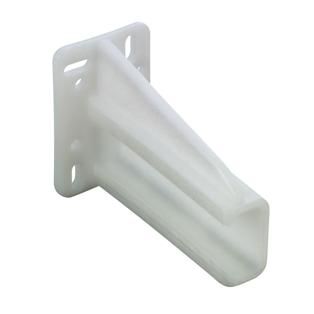 Richelieu Hardware Blum White Drawer Slide Rear Socket For