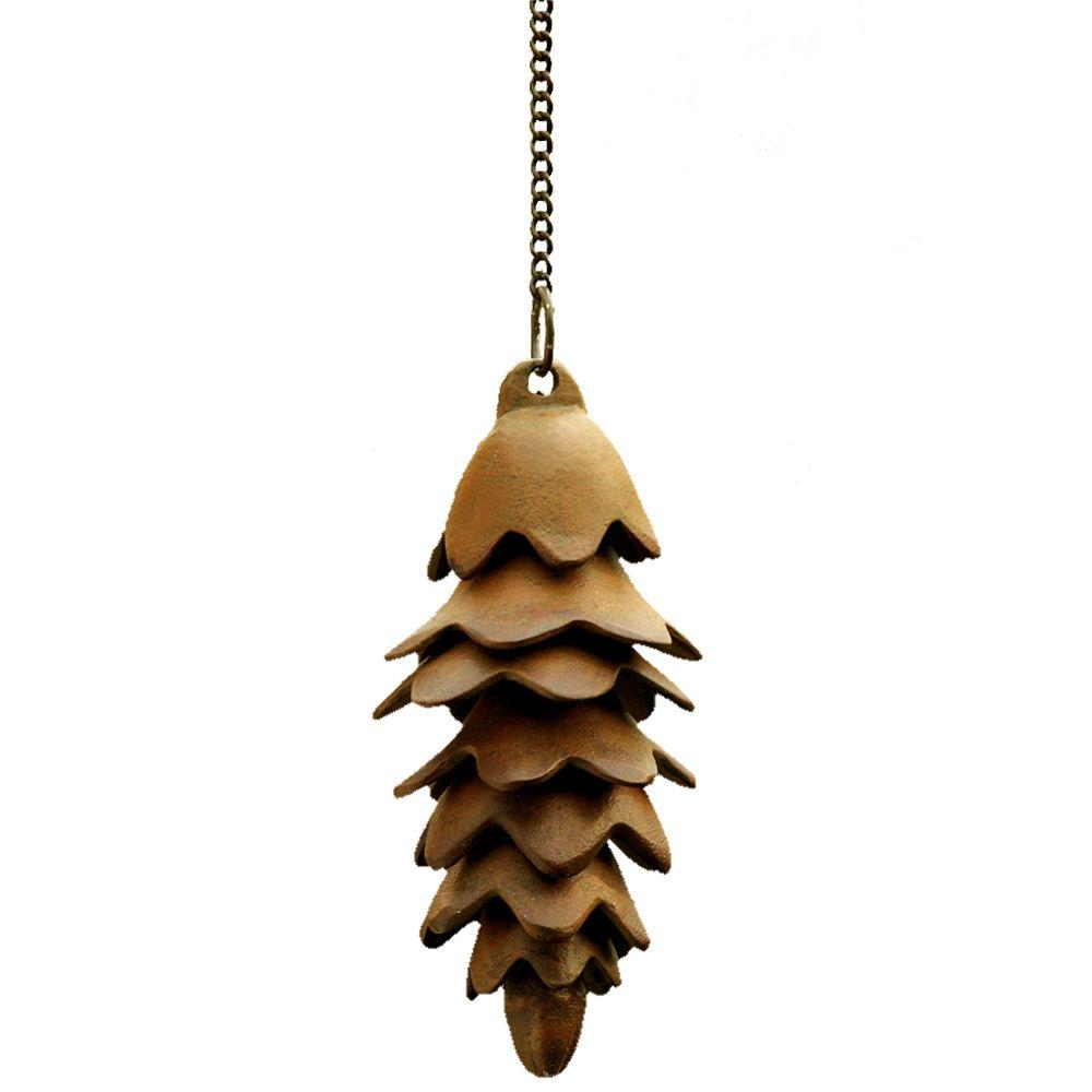 SPI Small Pinecone Windchime