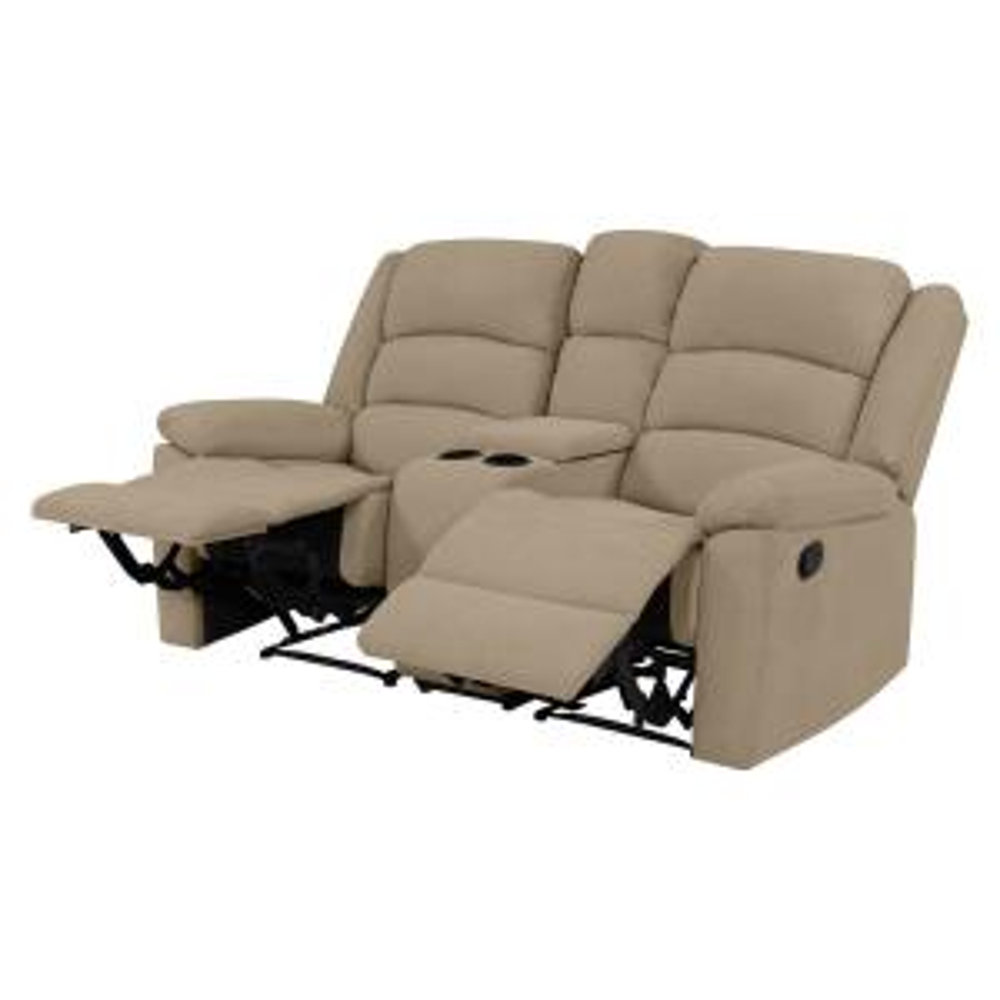 Fantastic Prolounger 2 Seat Wall Hugger Recliner Loveseat With Power Short Links Chair Design For Home Short Linksinfo