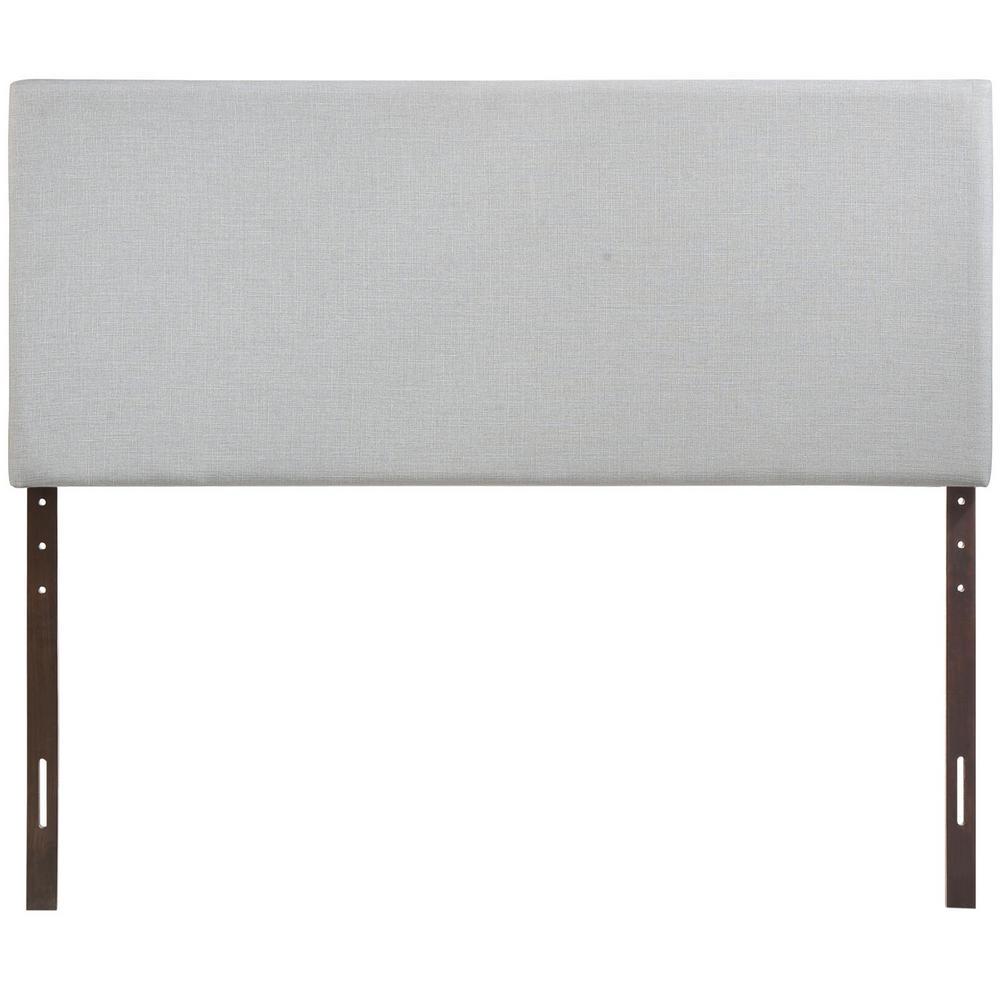 Region Sky Gray Full Upholstered Headboard