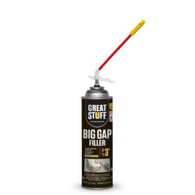 16 oz. Big Gap Filler Insulating Foam Sealant Quick Stop Straw