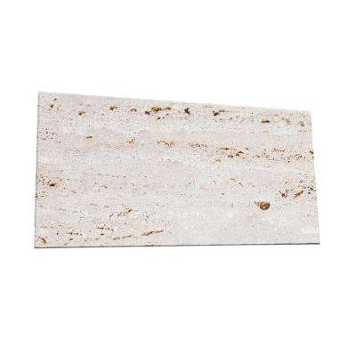 Peel and Stick Limestone Shades 3 in. x 6 in. Glass Wall Tile (48-Pack)