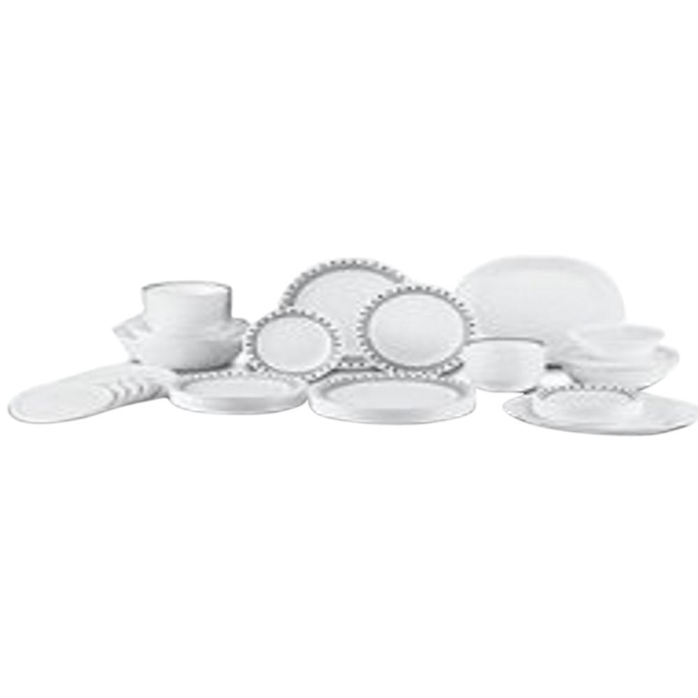 Corelle Livingware Set (74-Piece), White