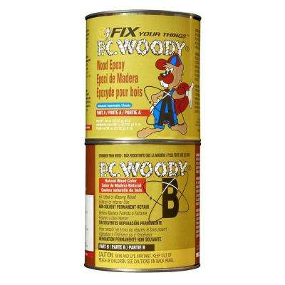 96 oz. PC-Woody Wood Epoxy Paste