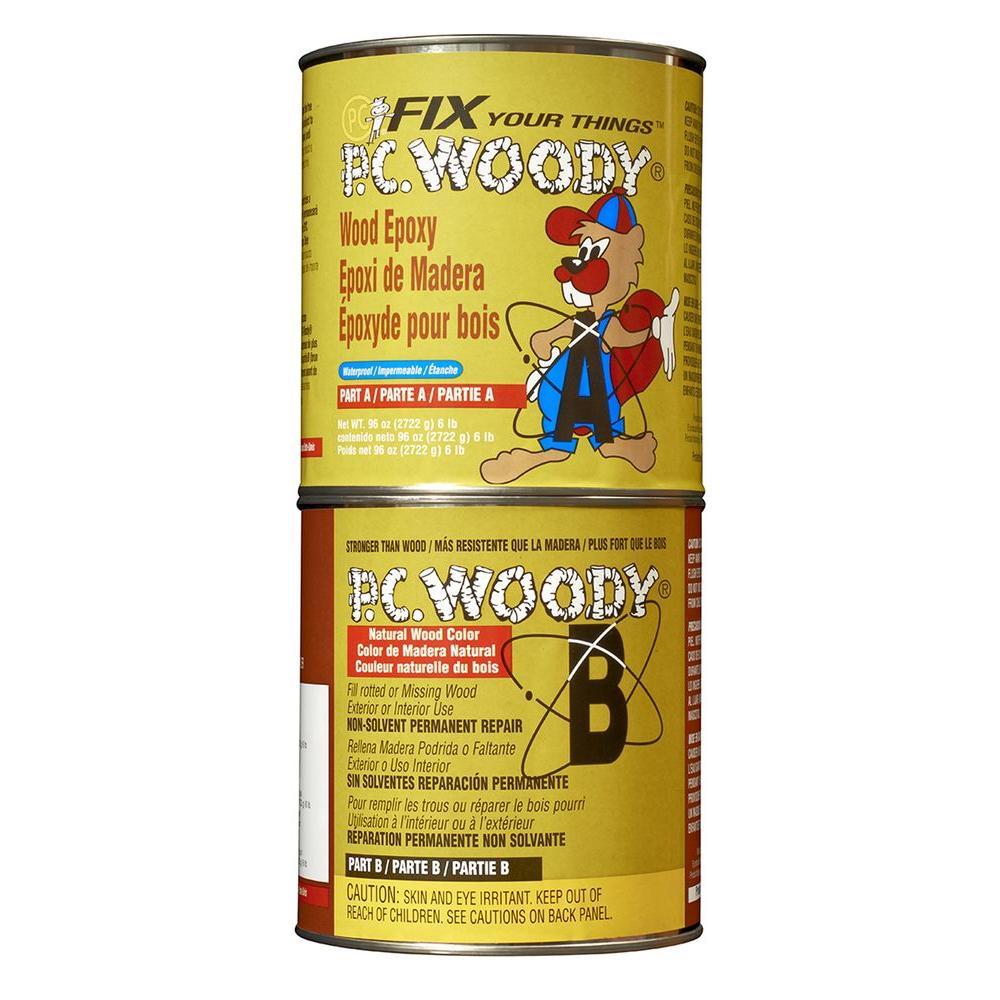 96 oz. PC-Woody Wood Epoxy Paste