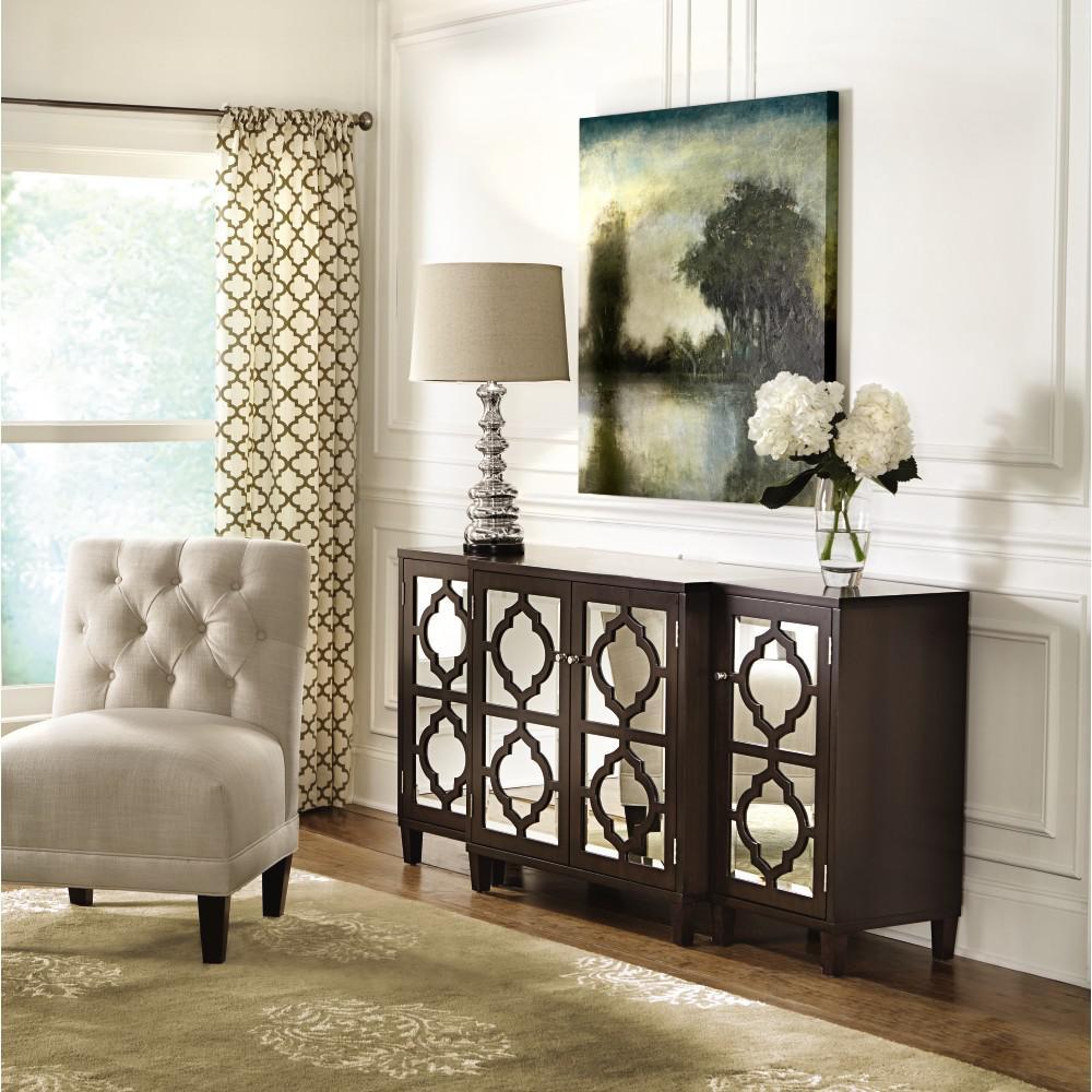 Charming ... Home Decorators Collection. Compare. Reflections Espresso Storage  Cabinet