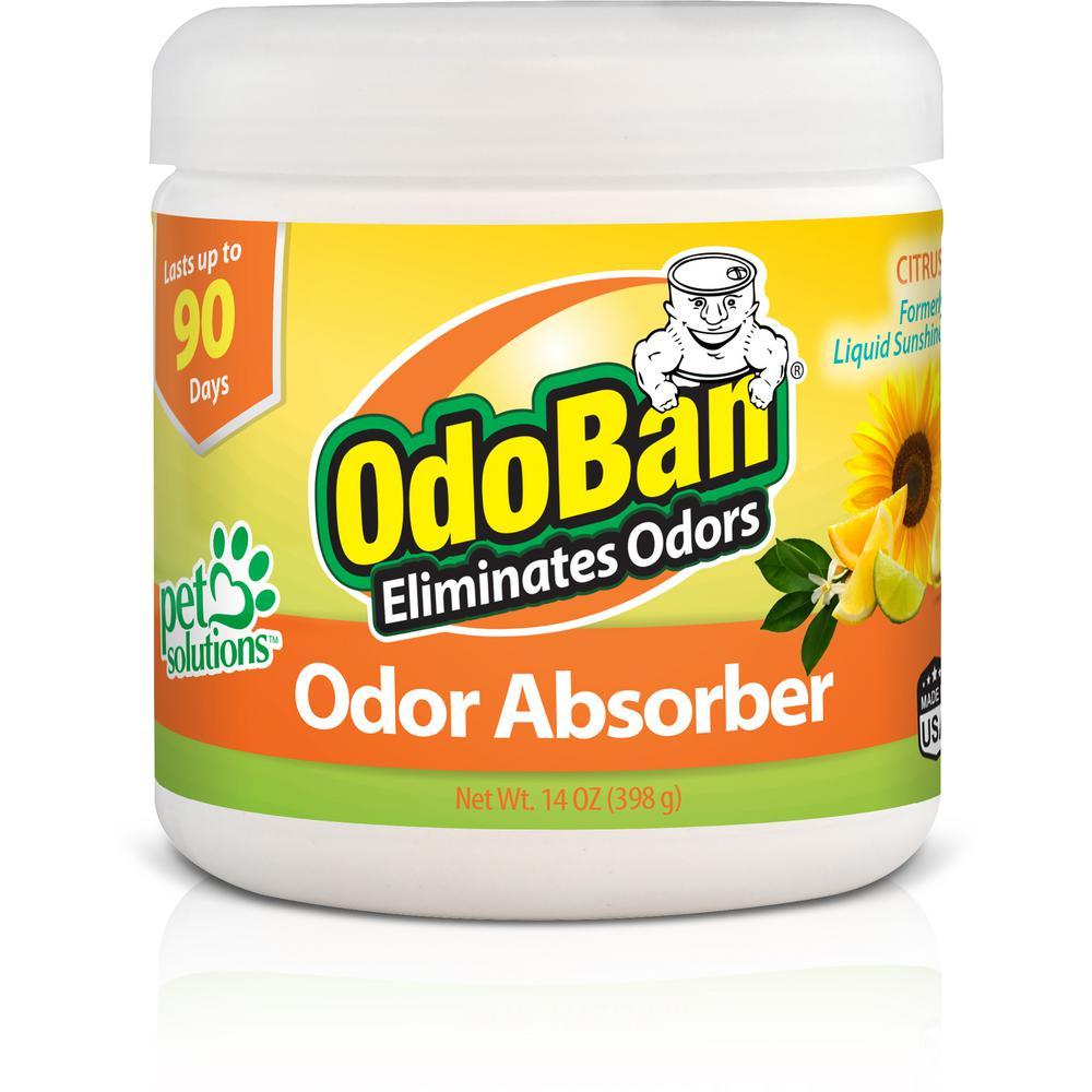 14 oz. Citrus Odor Absorber