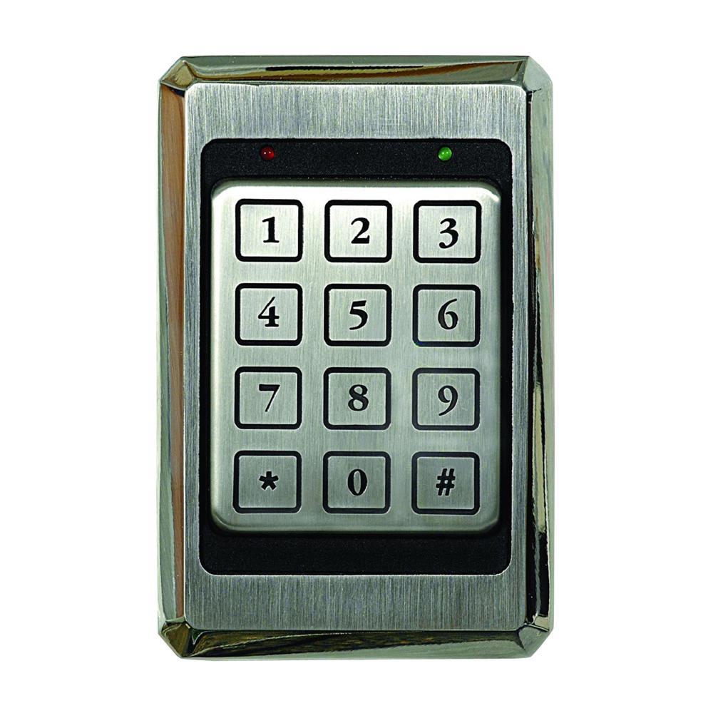Leviton Access Control Keypad-54A00-1 - The Home Depot