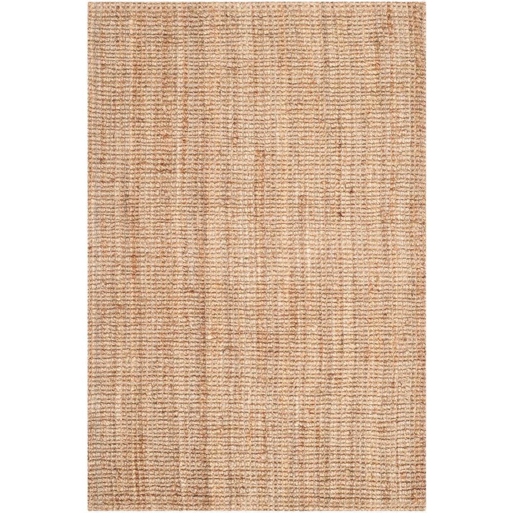 Safavieh natural fiber beige 3 ft x 5 ft area rug