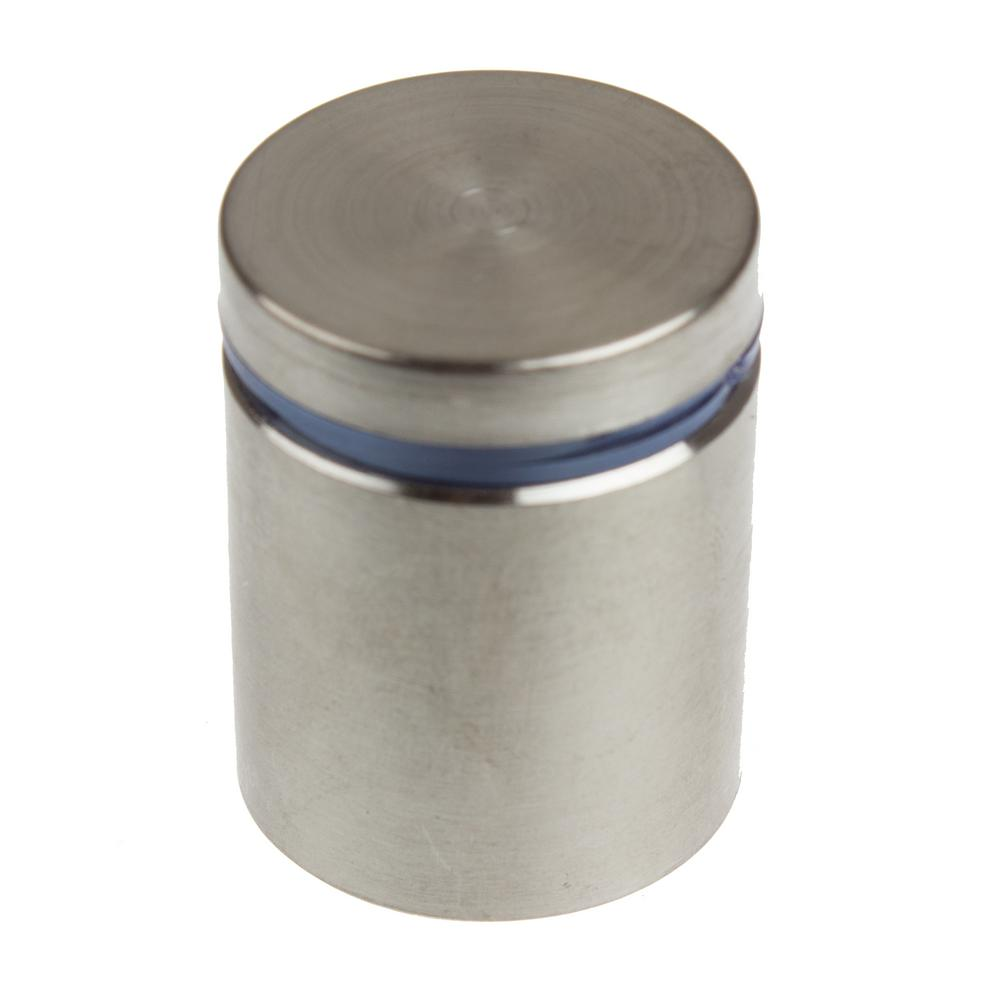 Gliderite 1 In Dia X 1 In L Stainless Steel Standoffs For Signs 4