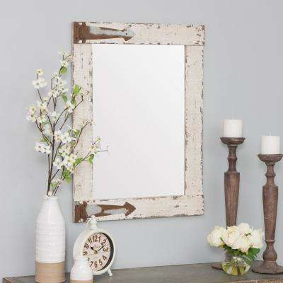 Serenad Farmhouse Wall Mirror