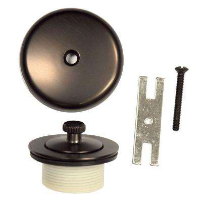 Lift-and-Turn Tub Drain Kit