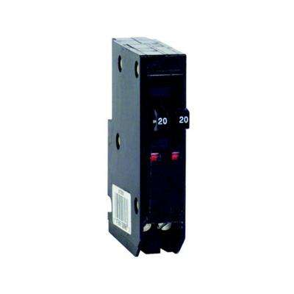 QO 2-20 Amp Single-Pole Tandem Circuit Breaker