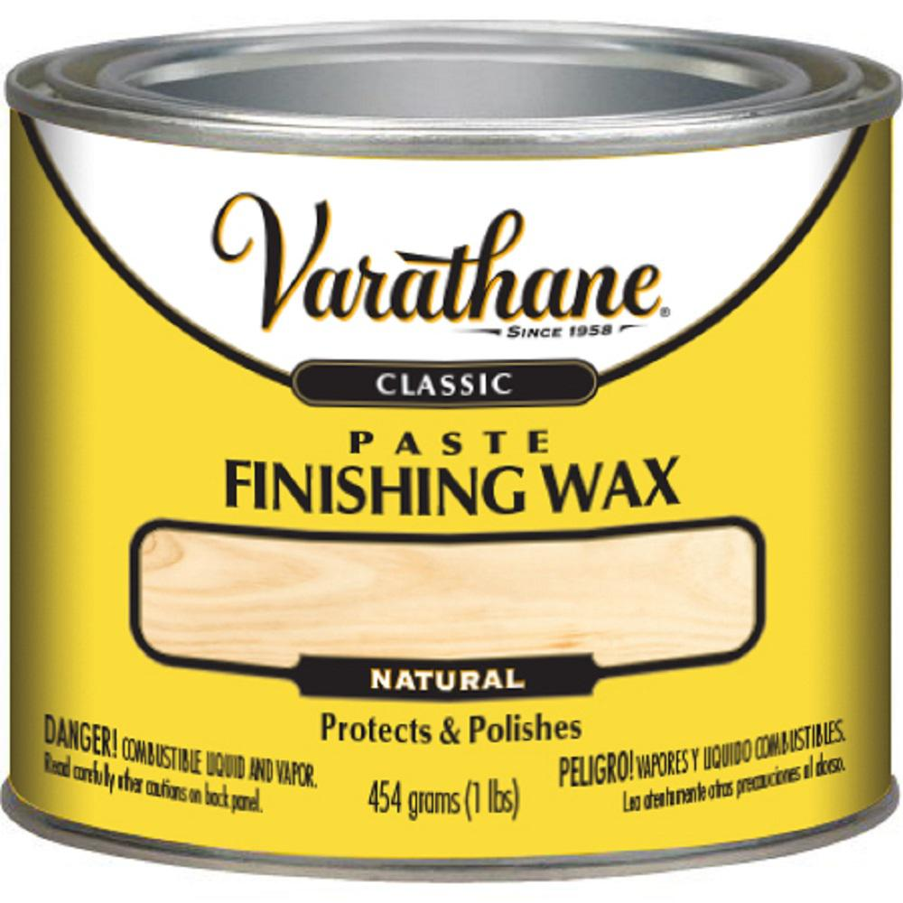 Paste Finishing Wax