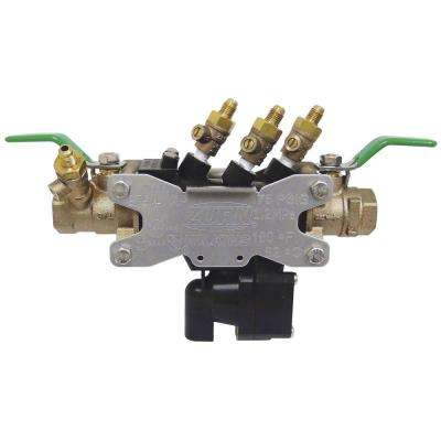 1 in. Reduced Pressure Principle Backflow Preventer