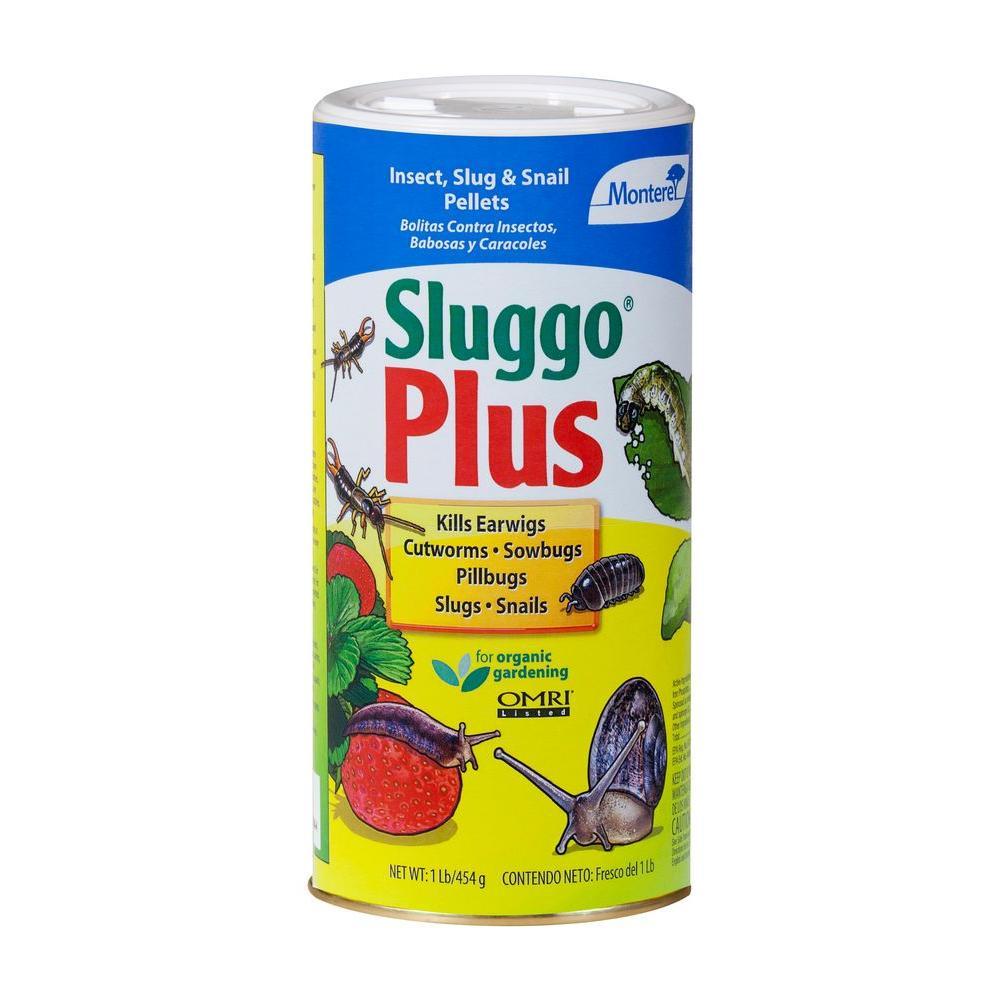 1 lb. Sluggo Plus